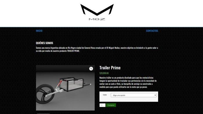 web moz.com.ar